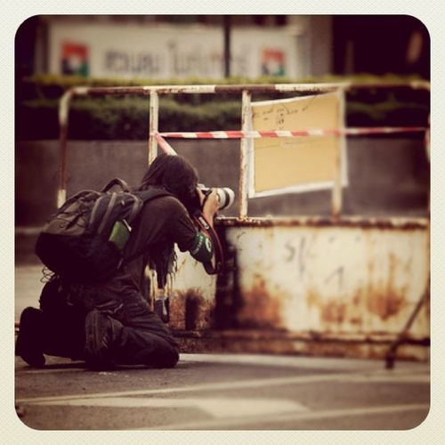 Phojournalisim Riots ASIA
