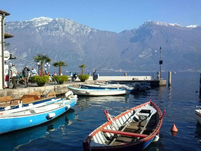 Gardasee lake garda Mountain Bella Italia Real People
