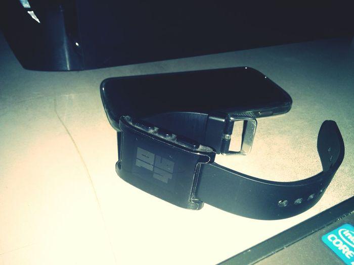 Nexus4 Pebblewatch