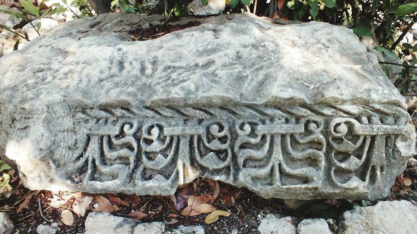 Text Western Script Communication Outdoors Day No People Close-up Nature Manzara Dediğin  Yoldangeçerken Ancient History Historical Old Buildings History