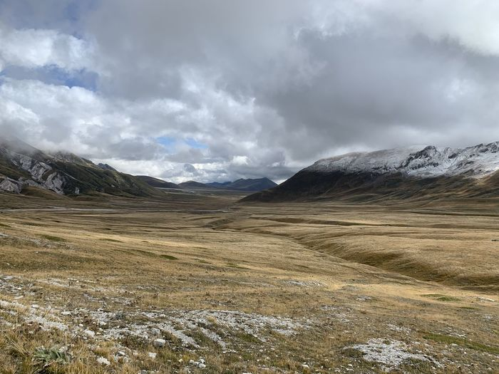 Gransasso valley