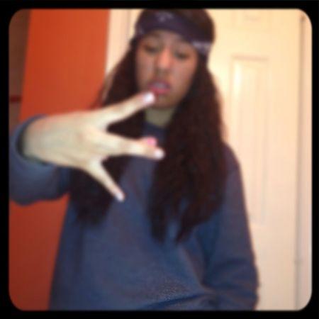 Shawty Wanna Be A Thug C; #headass Cx