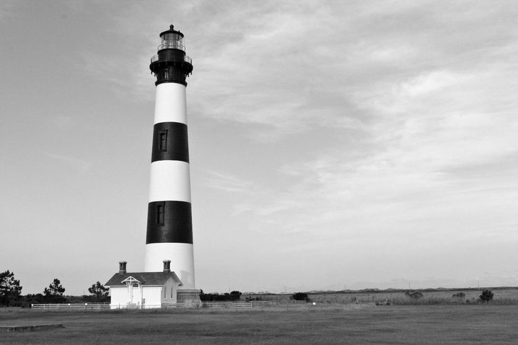 Bodie Island Lighthouse, North Carolina DeLeonStrong Optoutside