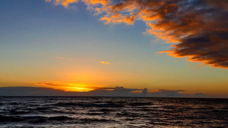 Sea Sunset Horizon Over Water Dusk Silhouette Industry Water Outdoors Sky Business Finance And Industry No People Nature Scenics Travel Destinations Beauty In Nature Nautical Vessel Sailing Astrology Sign Offshore Platform Day