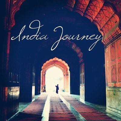 IndiaJourney JamaMasjid