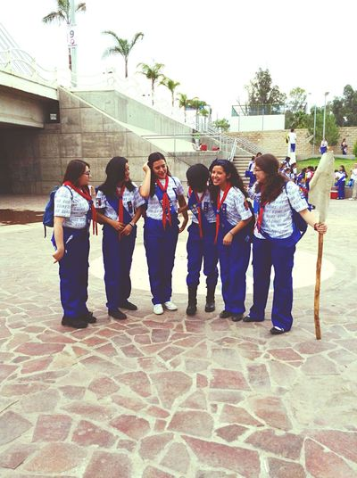 Girls scout❤️👊👌