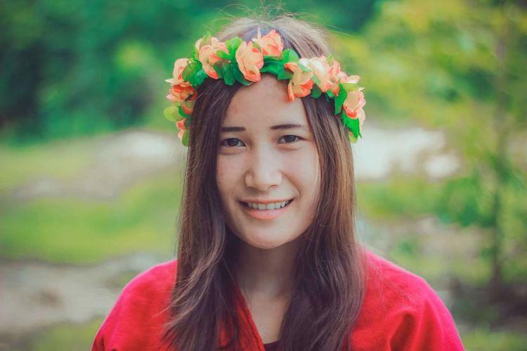 Flower Portrait