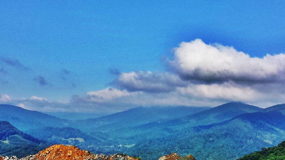 Sky_collection Mountain View Mountains