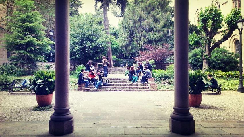 Universitat De Barcelona  Eixample