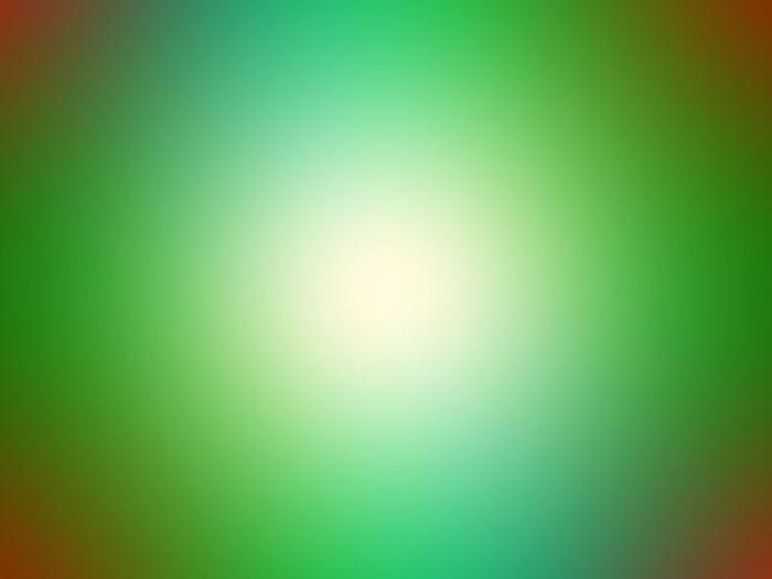 Defocused image of illuminated bright light