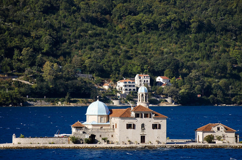 Our Lady of the Rocks Monastery Our Lady Of The Rocks PERAST Montenegro