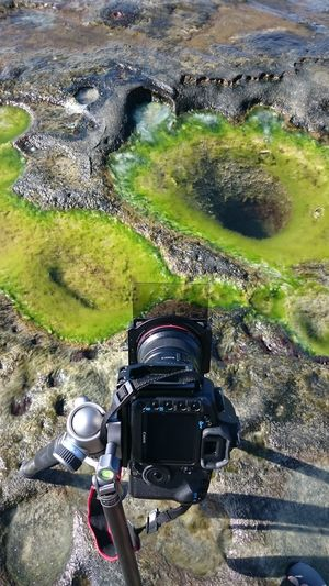 Mossy hole Mossy Rock Taking Photos Check This Out That's Me Hello World Enjoying Life Sunset Malaysia Nature Scenery Landscape Sabah Malaysia Scenery Hanging Out Cheese! Relaxing Hi! View