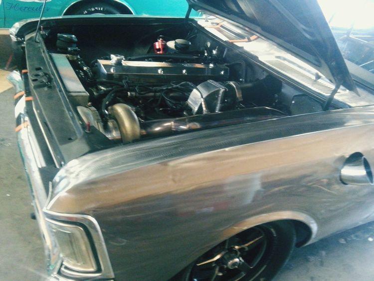 Turbao Brasil Velopark 4.1 6cc Hothoad Chevrolet Gm  Opala Metal