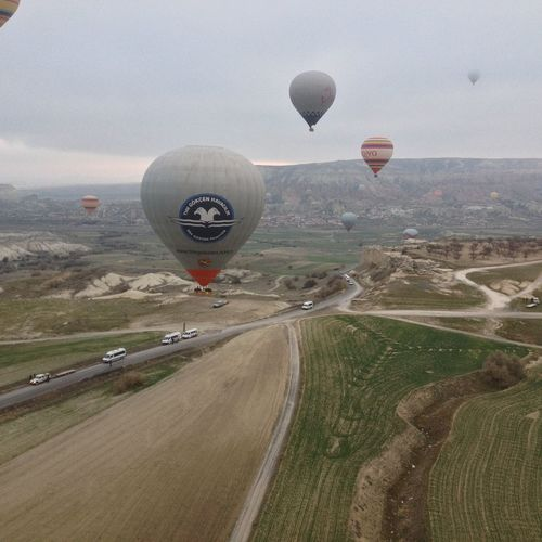 Turkeyphotooftheday Turkey Balloons Balloon Art Ballooning Balloon Release  Capadocia Capadoccia Capadokia,Turkey Capadokya Capadokya Balloon Capadokia Capadoccia Sky View