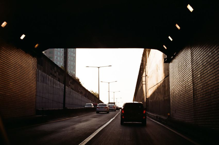 Expressway EyeEm Selects Architecture Transportation Built Structure City Street Road Land Vehicle No People Outdoors Car