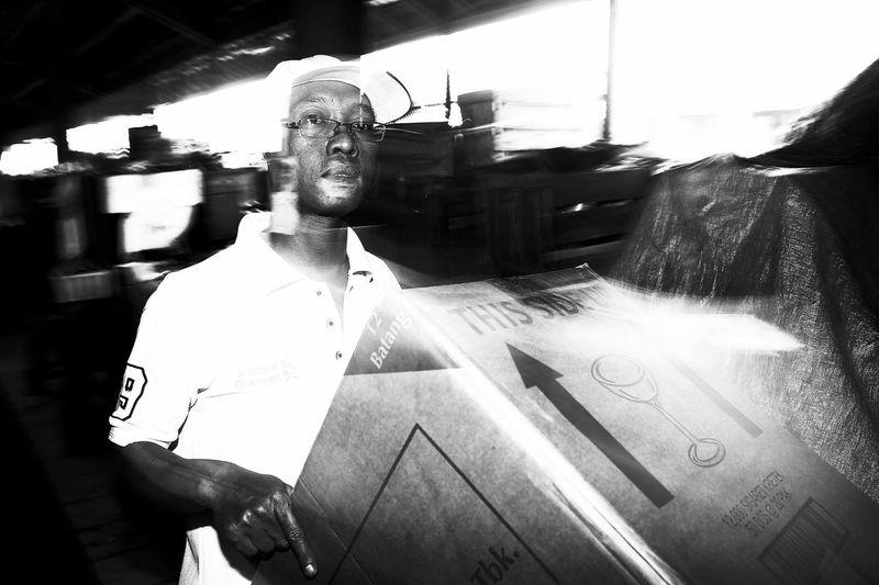 Solo, 2015. The Street Photographer - 2015 EyeEm Awards Blackandwhite INDONESIA Street Photography