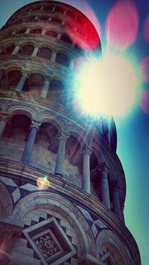 Italy Taking Photos Pisa