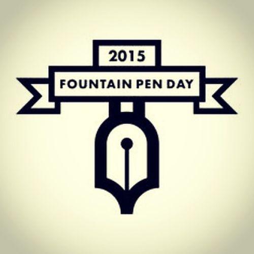 Fp2015... Fp Fpday Fountain Penaddict Penporn Penlovers Nov1stweek Pen Sheaffer Lamy Parker