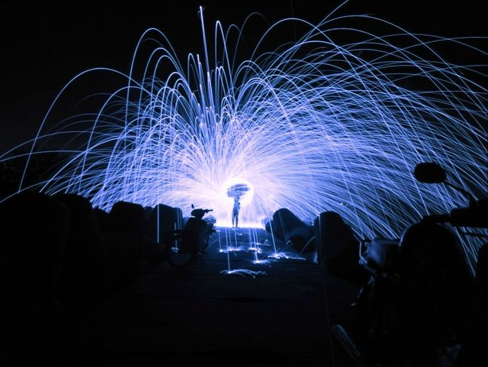 Steelwoolphotography Splash Long Exposure Handmade For You