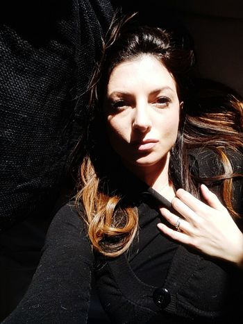 Hair And Beauty Taking Photos Popular Photo Selfportrait Model Shoot That's Me Me Hello World Sunlight