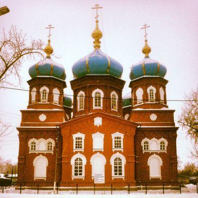 петровск покровская Церковь Россия