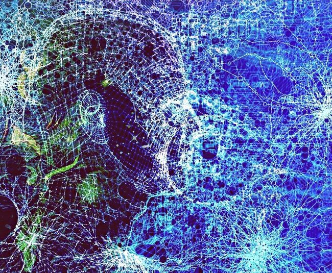 Psyart Surrealist Art Surrealism Digital Art VisionaryArts David Zentao