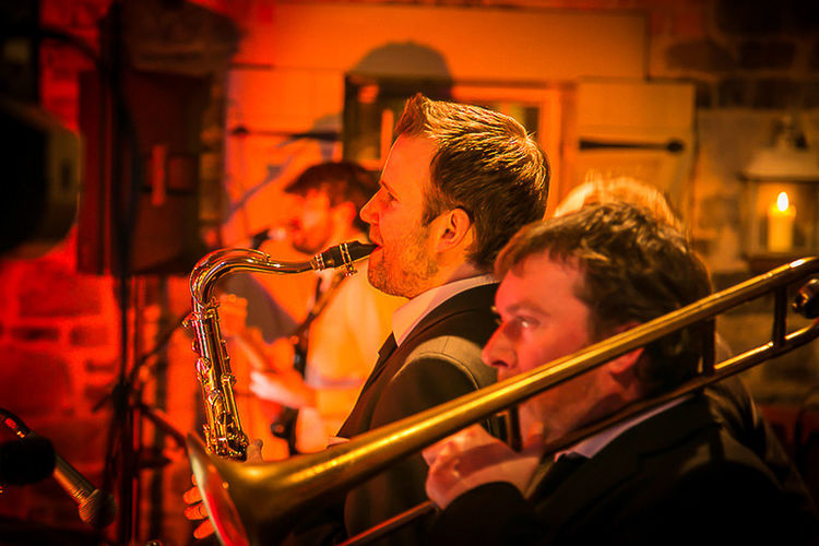 Feel the music Liveband Trumpet Saxofone🎷 Wedding Photography