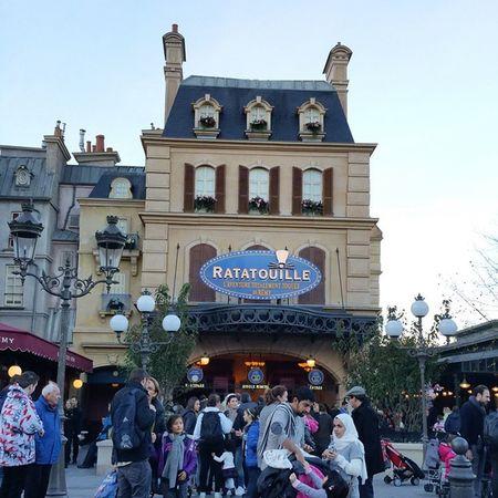Ratatouille Disneylandparis