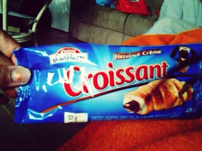 Omnomnom ! Chocolate Crroissant <3