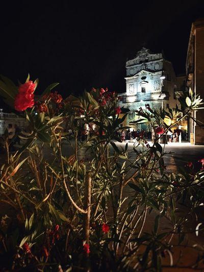 Santa Lucia alla Badia (1700) Walking Around Sicily Architecture_collection Great Atmosphere EyeEm Best Shots Enjoying The View Ortigia Getting Inspired Ortigia By Night Duomo - Ortigia