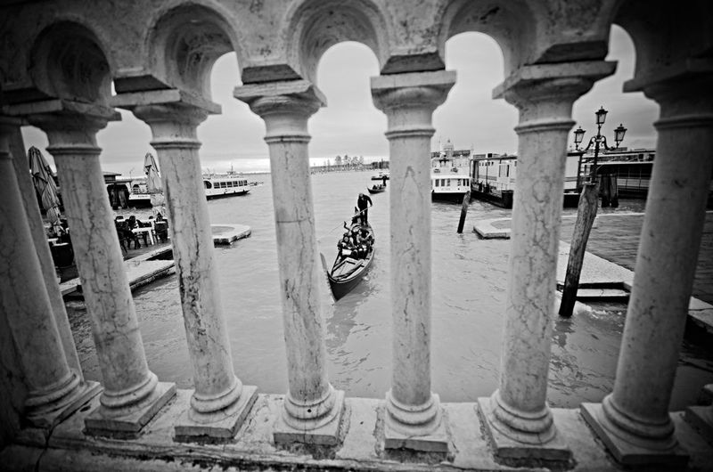 Italy Traveling Travel Gondola Venezia Water Europe DmitryBarykin