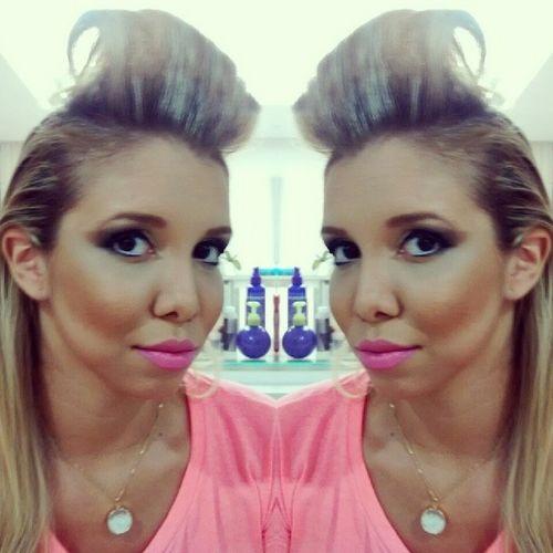 Vrá!!! Vra Idrink Idrinkibiza Dextruidora linda braziliangirl pink blond loira girl night noite