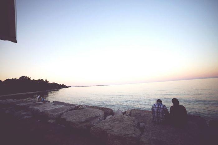 Love ♥ Life Lakeshore Lake View Lakeontario  Couple Marcusstarks Torontophotographer Toronto Landscape Torontophotos Reason ReZeN Lifted