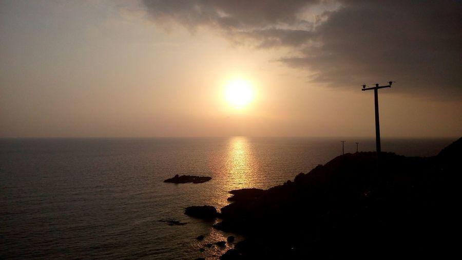 Sea Seaside Liman Sunlight And Shadow Hatay  Antakya