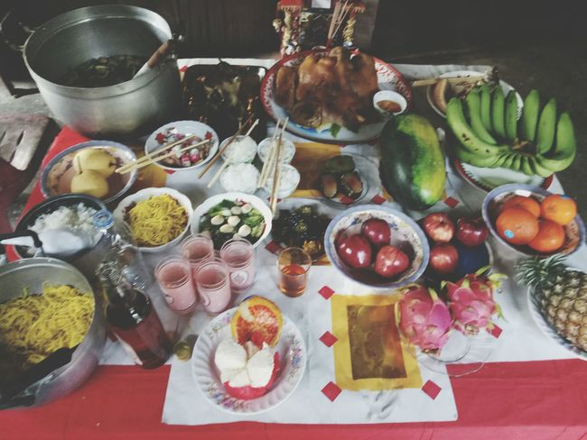 Chinese new year EyeEm Selects Food And Drink Food Freshness Indoors  Plate Table No People