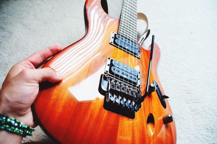 Vera 1/4 Guitar Ibanez Photography 50mm