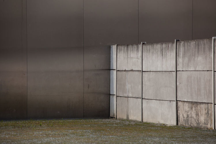 Berlin Wall Edge Freedom Reflection Architecture Berlin Wall Memorial Blocked Up Built Structure Closed Corner Dead End Discover Berlin History The Week On EyeEm The Graphic City The Architect - 2018 EyeEm Awards