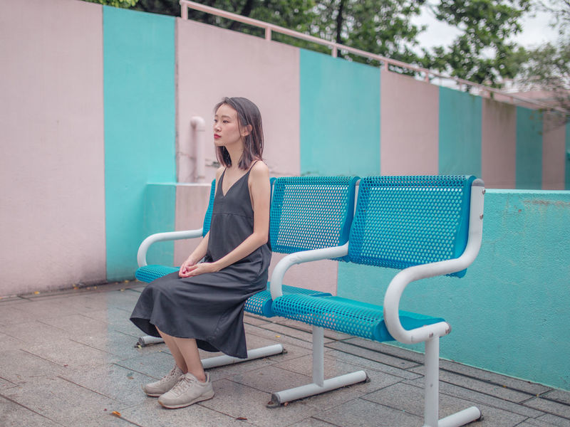 chanced upon paddlepop land Portrait Portrait Of A Woman Portraits Portrait Photography Pastel Power Pastel Pastel Colors Hong Kong Full Length Sitting Women Beautiful Woman Beauty Haute Couture Fashion Industry Artist's Model Visual Creativity This Is My Skin Creative Space The Portraitist - 2018 EyeEm Awards #urbanana: The Urban Playground