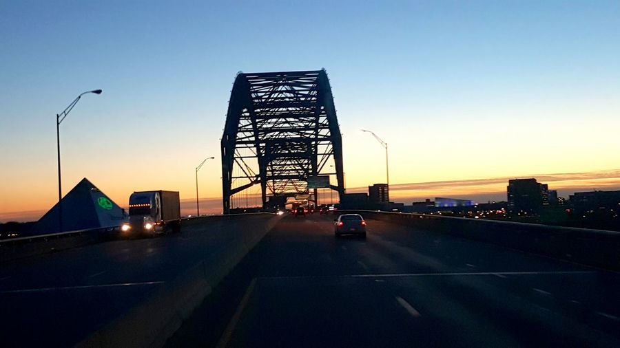 MisBridge Over The Mississippi Memphis,tn