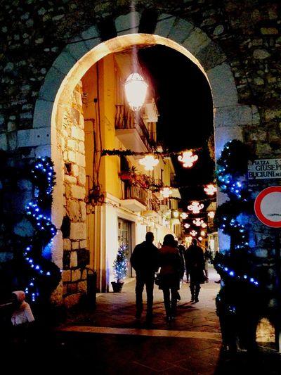 Porta Catania, gate