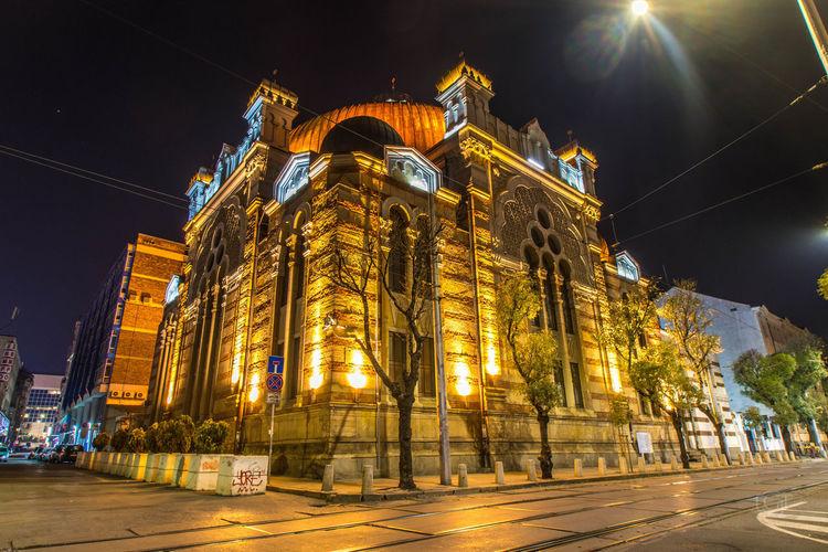 Sofia Synagogue