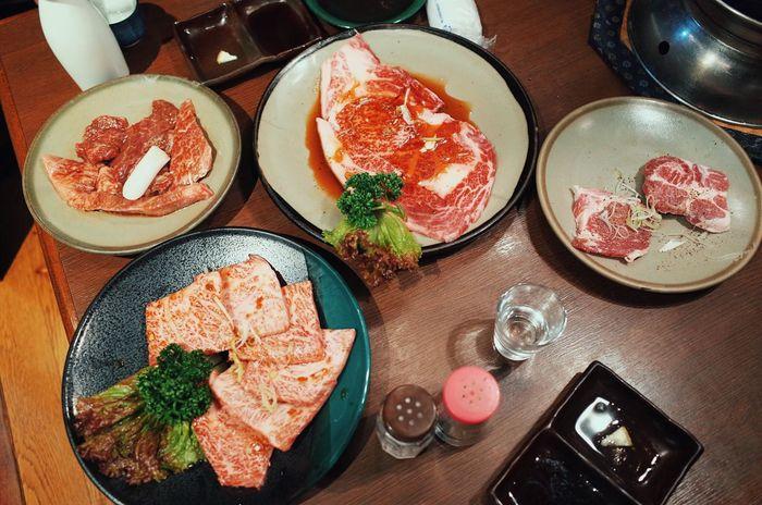 秘苑炭火燒肉 上野 東京
