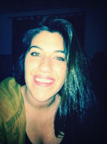 That's Me Selfie Green Eyes
