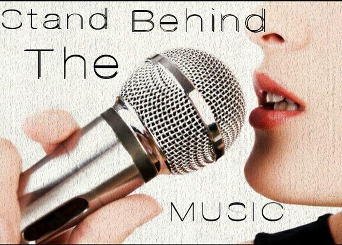 Stand Behind The Music -- HannahMarieX Music