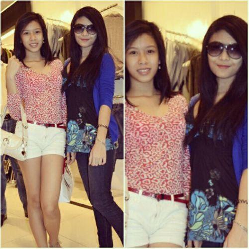 With Pau <3 Sisters