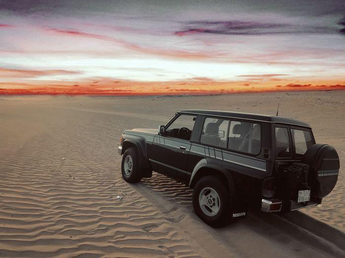 desert Mode Of