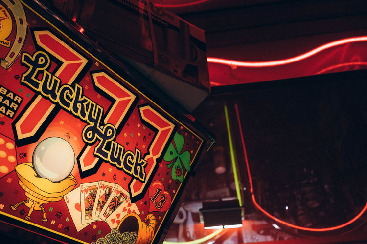 All The Neon Lights French Photographer Fuji Fujifilm Funfair Streetphotography Game Lucky Money Games Neon Lights Night Lights Night Photography Nightphotography Red Light XF 23mm F1.4 R