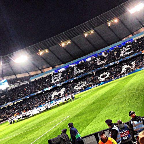 Manchester City Bluemoon Manchester Champions