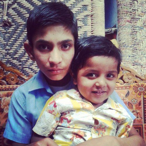 My brothers.... Govind & Kuldeep ...