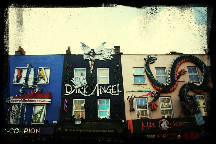Proud Camden Camden Town UrbanART